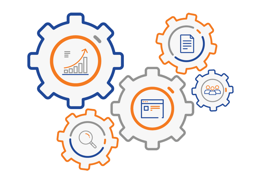 Automation Testing Services icons | Mammoth-AI